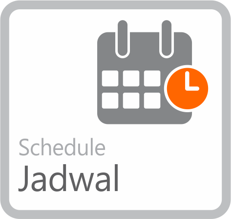 INFO: JADWAL PERKULIAHAN SEMESTER GANJIL PROGRAM STUDI PENDIDIKAN MATEMATIKA T.A 2019/2020